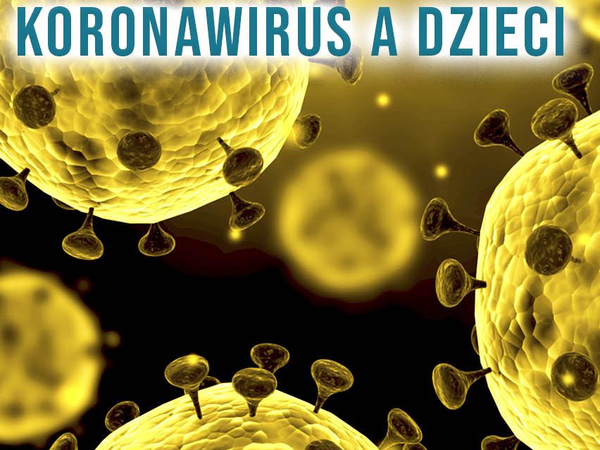 koronawirus dzieci